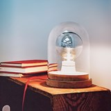 Lampe Cloche PRECIEUSE - Box 28 5