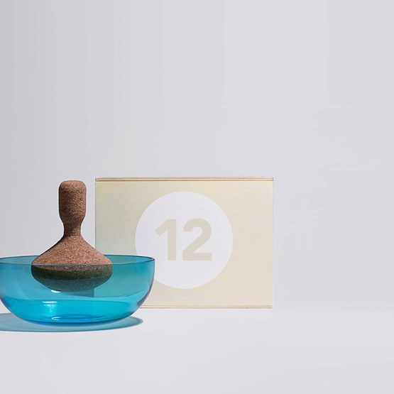 SWIMMING POOL Vase - Designerbox - Design : Guillaume Delvigne