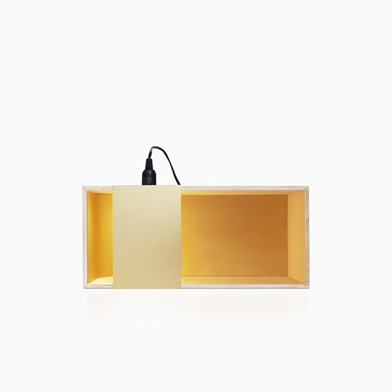 Lampe Design - LUX BOX - XL - Design : A+A Cooren