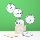 Horloge murale BAD BOY - Designerbox 4