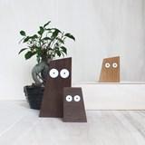 CHOUETTE wooden owl - Designerbox 3
