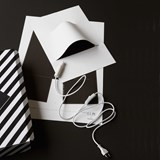 Lampe POSTER STRIPES - Designerbox X Elle decoration 3