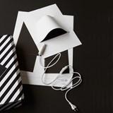 POSTER STRIPES lamp - Designerbox X Elle decor magazine 3