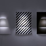 POSTER STRIPES lamp - Designerbox X Elle decor magazine 5