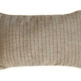 MIX&MATCH ethnic line linen cushion - Designerbox X CELC 5