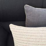 MIX&MATCH ethnic line linen cushion - Designerbox X CELC 6