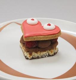 Pair of dessert plates - Designerbox