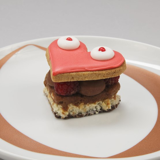 Pair of dessert plates - Designerbox - Design : ICH&KAR